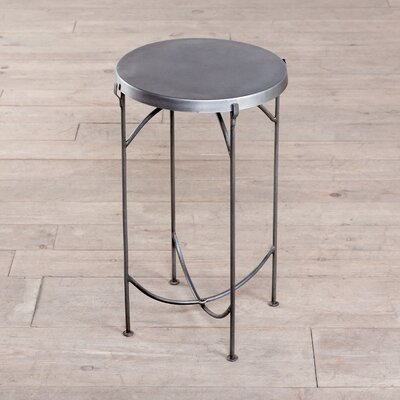 KD Iron End Table