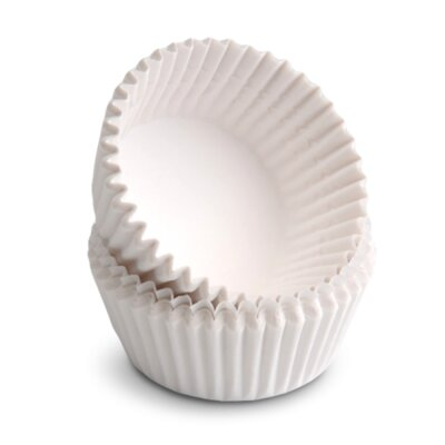 Non-Stick Paper Cupcake Liner (Set of 100) CC100WS