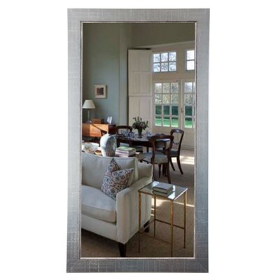Silver Lined Full Body Floor Mirror BM007F