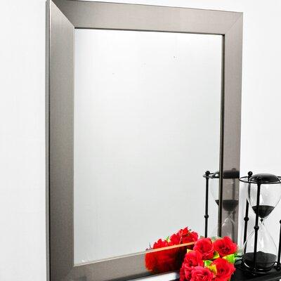 Brayden Studio Modern Wall Mirror
