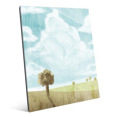Spring Sky Painting Print LND0000182GLS08X10XXX