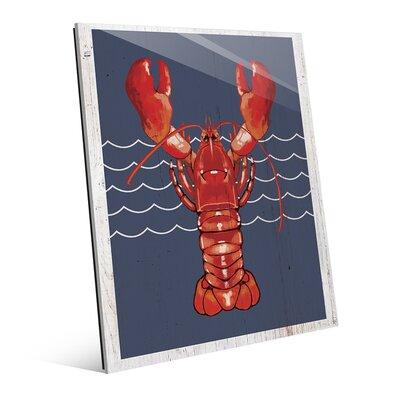 Lobster Life Main Painting Print RBH0000057ACR11X14XXX