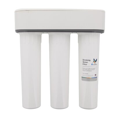 Undersink 2 Stage Water Filtration System