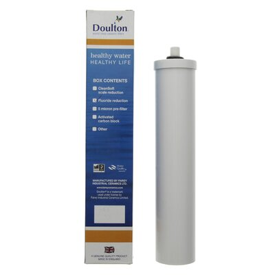 Fluoride Reducing Water Filter Cartridge