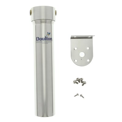 Under Sink Ceramic Candle Filter Housing