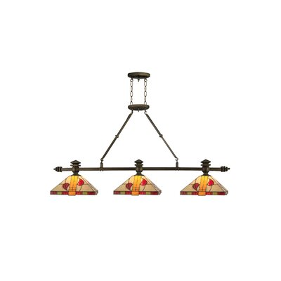 Carnaby 3-Light Kitchen Island Pendant
