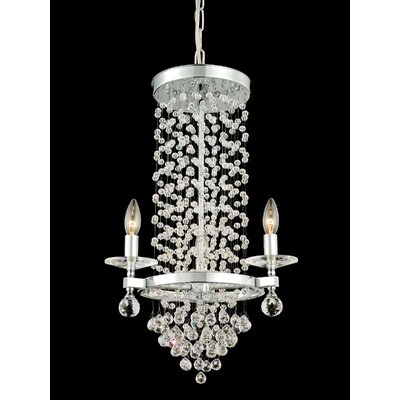 Kings 3-Light Foyer Pendant
