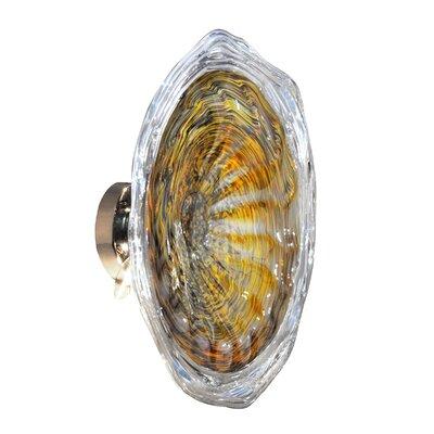 Saffron 3-Light Wall Sconce Size: 8.5 H x 20 W x 20 D