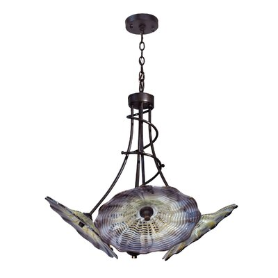 Impasto 4-Light Pendant