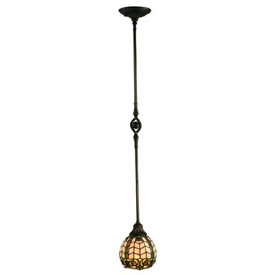 Raphael 1-Light Mini Pendant
