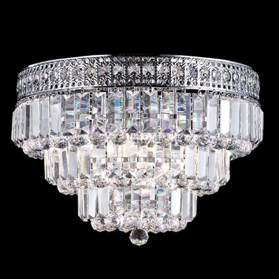Bradford 3-Light Flush Mount