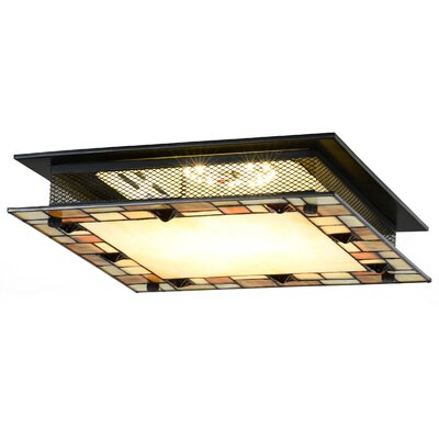 Sundance 1-Light Flush Mount