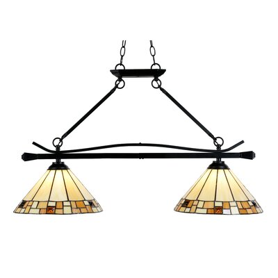 Sundance 2-Light Kitchen Island Pendant