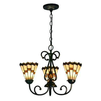 Jerome 3-Light Pendant
