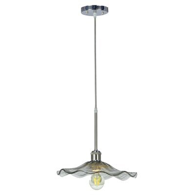 Mohr Glass 1-Light Mini Pendant
