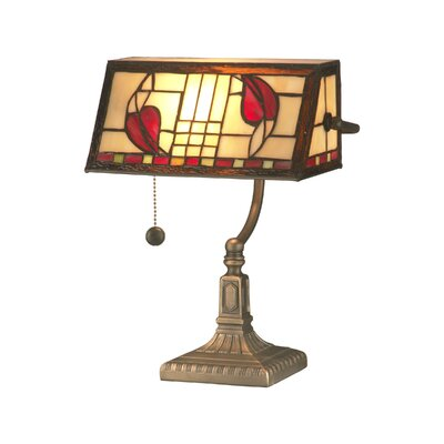 Dale Tiffany Henderson Bankers 1 Light Table Lamp at Sears.com