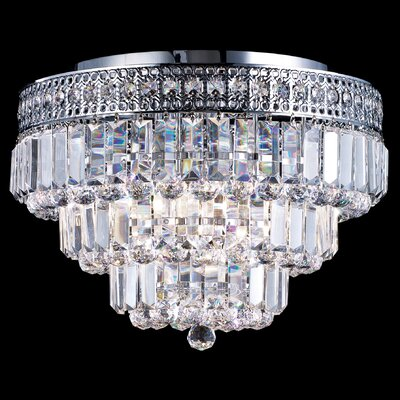 Bradford 9-Light Flush Mount