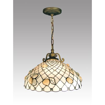 Shell 3 Light Pendant
