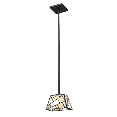 Abelia 1-Light Mini Pendant