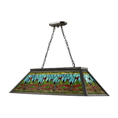 Glade Pool 4-Light Table Pendant