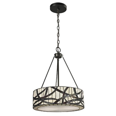 Willow Cottage 2-Light Pendant