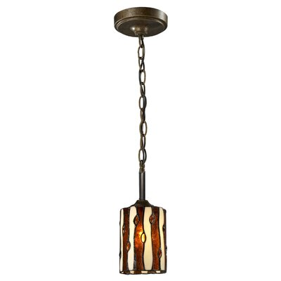 Diamond Hill 1-Light Mini Pendant