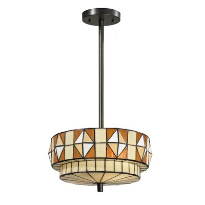 Wescott 2-Light Pendant