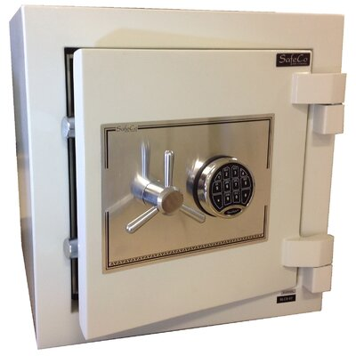 Design Electronic Lock Fireproof Burglary Safe Product Photo