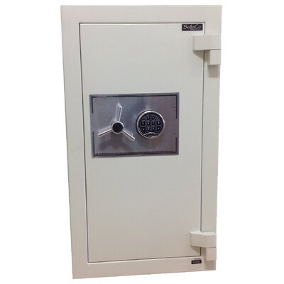 Hr Electronic Lock Fireproof Burglary Safe Cuft Product Image 1782