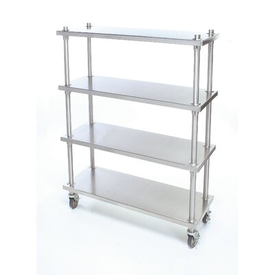 IMC Teddy Stainless Steel Shelving - Size: 2