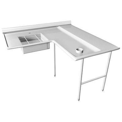 Single Sefi Fabricators Dishtable