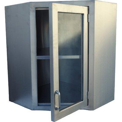 24 X 30 Corner Mount Medicine Cabinet