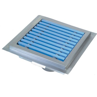 Floor Sump 12 Grid Sink Drain