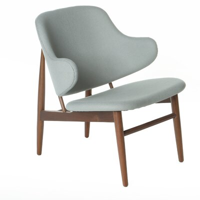 Cherish Wood Inspired Lounge Chair