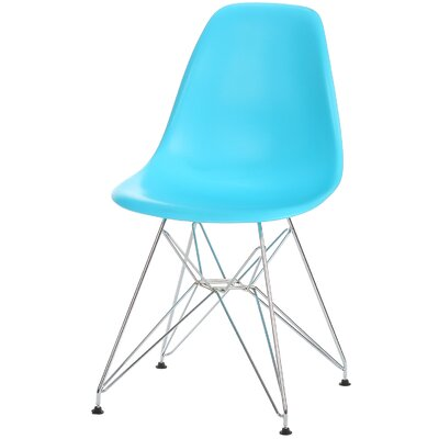 Side Chair Finish: Blue