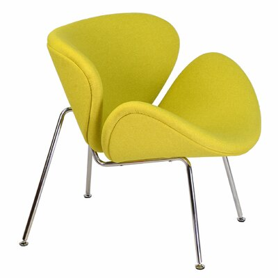 Lounge Chair Color: Yellow