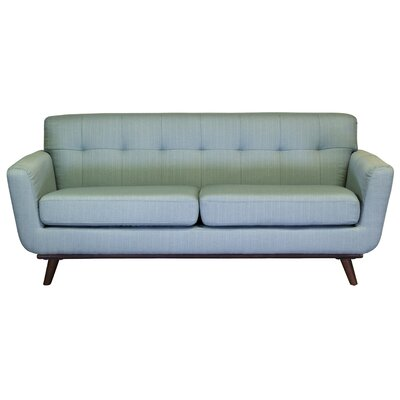 Tiffany Sofa Upholstery: Light Blue