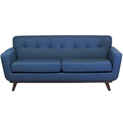 Tiffany Sofa Upholstery: Dark Blue