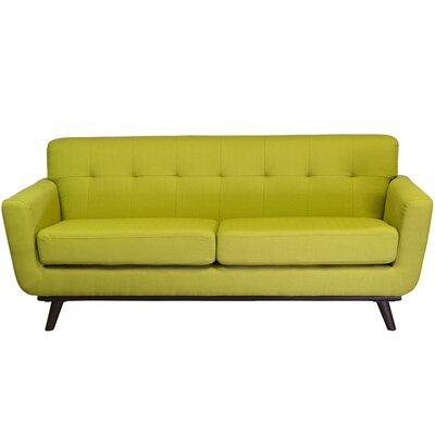 Tiffany Sofa Upholstery: Green