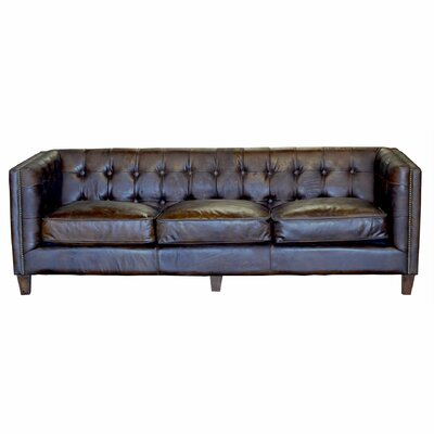 Cape Town Leather Sofa