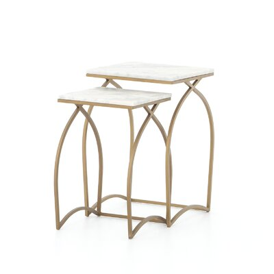 Port Menier 2 Piece Nesting Tables