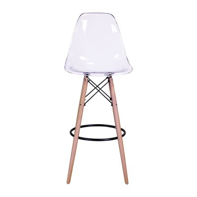 27.5 Bar Stool Size: 27.5