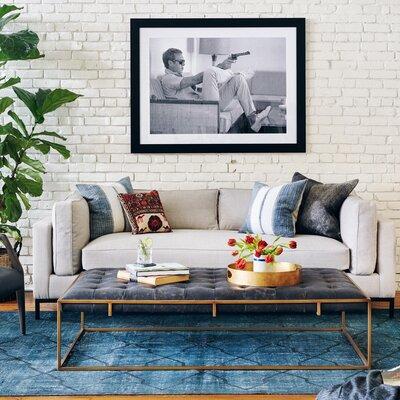 Grammercy Sofa Upholstery: Bennett Moon