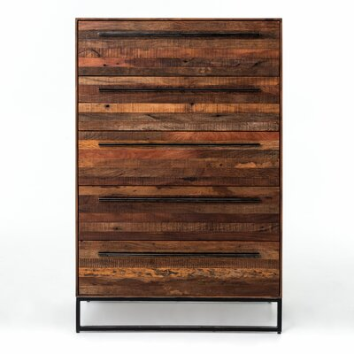 Emile 5 Drawer Chest