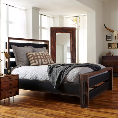 Sean Platform Bed Size: Queen