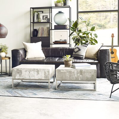 Lark Leather Sofa
