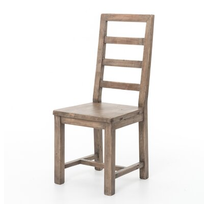 Glenna Side Chair (Set of 2) Finish: Sundried Ash