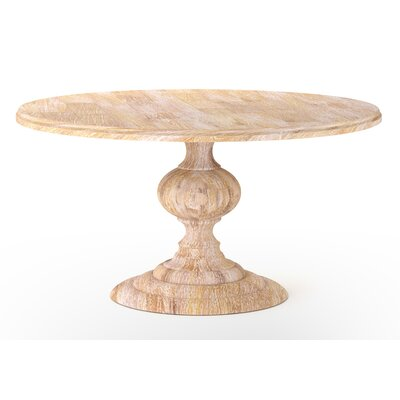 Magnolia Round Dining Table Finish: Whitewash