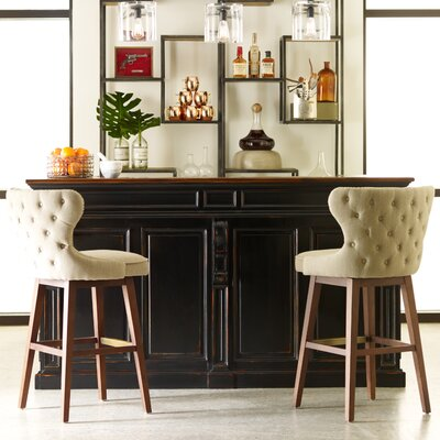 Tory 26 Swivel Bar Stool