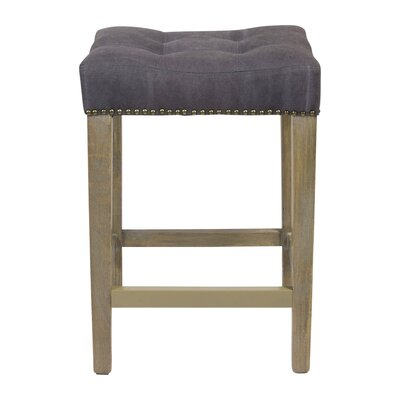 26 Bar Stool Finish: Frost Gray